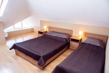 3 местный номер стандарт в гостевом доме АЛЬПИНА