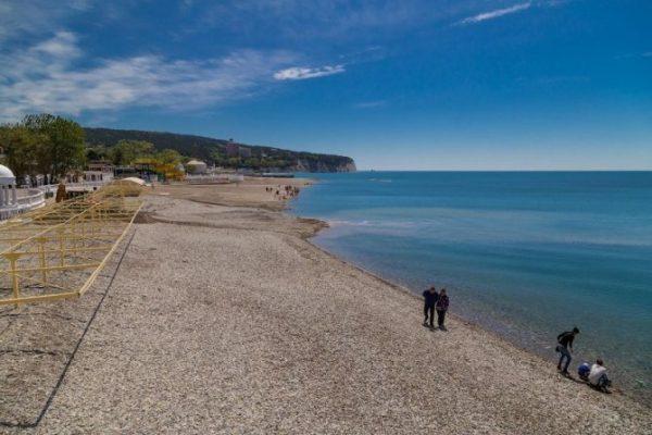 Недорогой отдых у моря в Дивноморском